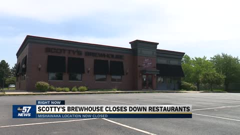 Indiana-based restaurant chain has closed down at every location